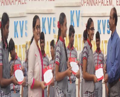 KVS FOUNDATION DAY CELEBRATION